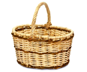 basket empty